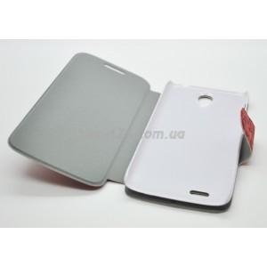 Чехол-книжка с узором для смартфона Lenovo S820