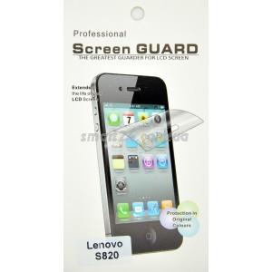 Защитная пленка для смартфона Lenovo S820
