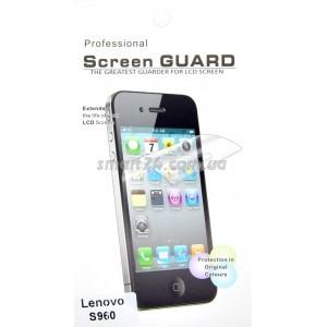 Защитная пленка для смартфона Lenovo S960
