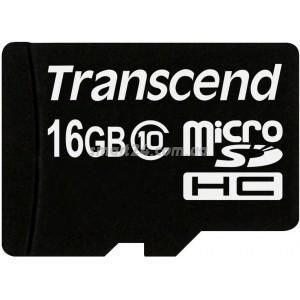 microSDHC Transcend 16Gb class 10