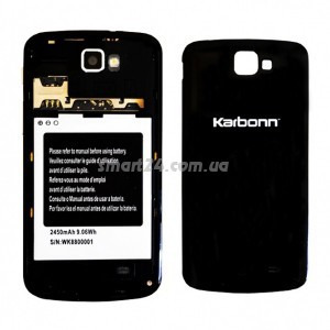 Karbonn Lion Black